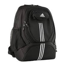 Rucsac tenis de masa negru, Adidas