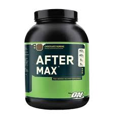 Aftermax Powder 20 Servings-Chocolate, 1.9kg, Optimum Nutrition