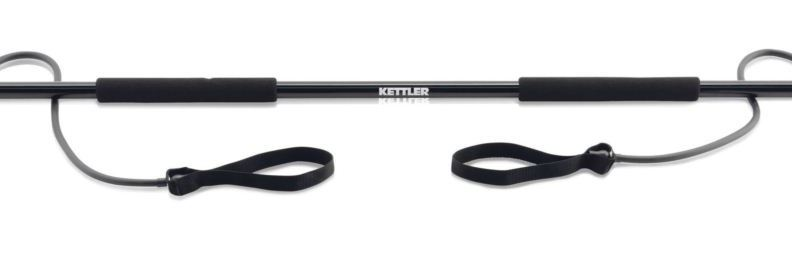 Bara exercitii cu corzi elastice, Kettler