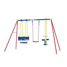 Leagan pentru copii cu gondola si balansoar, Vario 3, Kettler