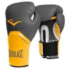 Manusi box ProStyle Elite, 12 oz, portocaliu-gri, Everlast