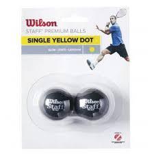 Mingi squash Staff Squash, Wilson
