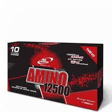 Amino 12500, 10 fiole, Pro Nutrition