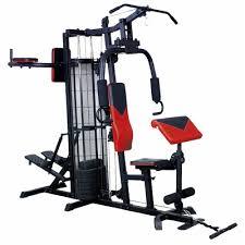 Aparat fitness multifunctional, greutati 50kg, Pro Gym II