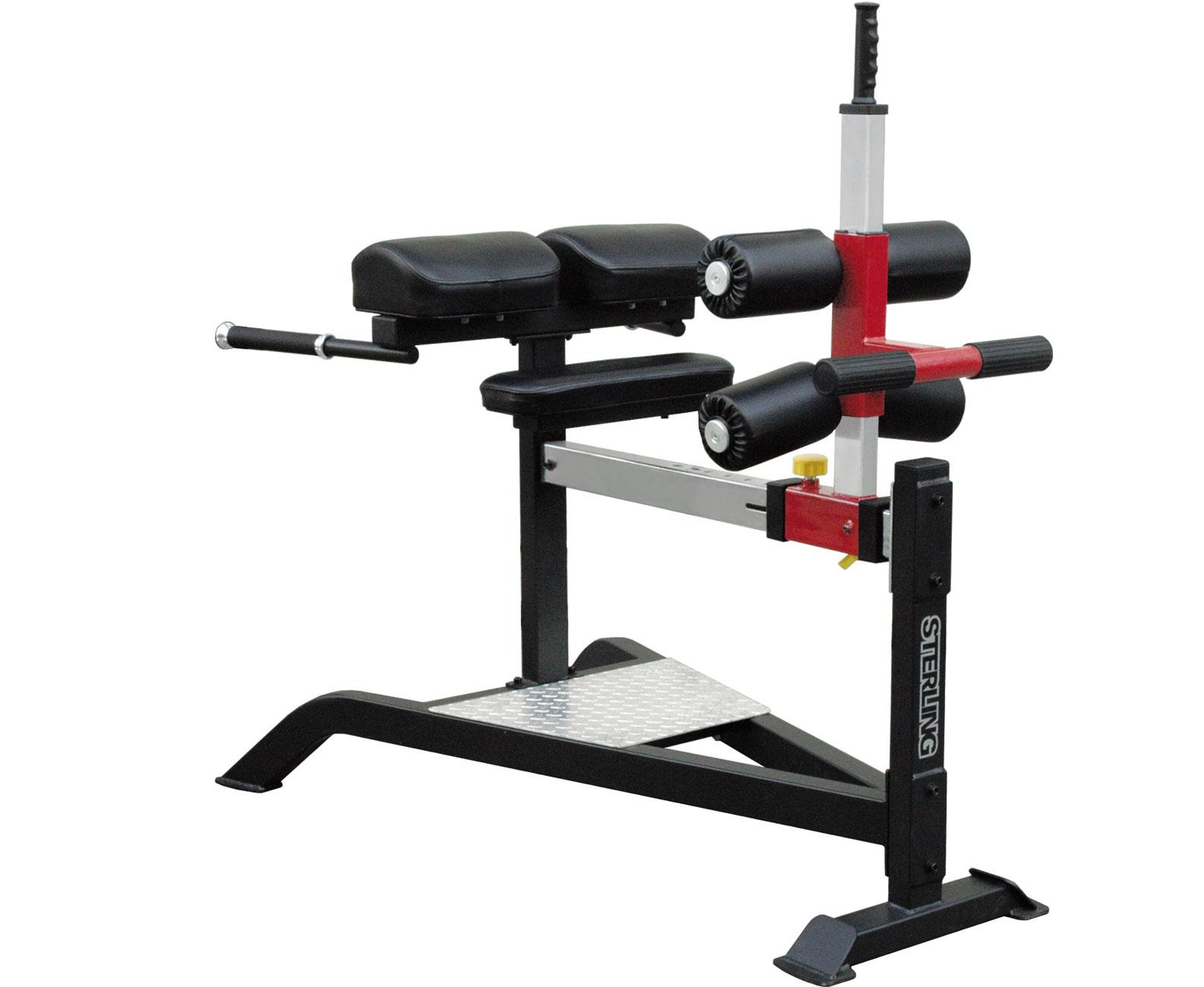 Aparat hiperextensii profesional, SL 7013, Impulse Fitness
