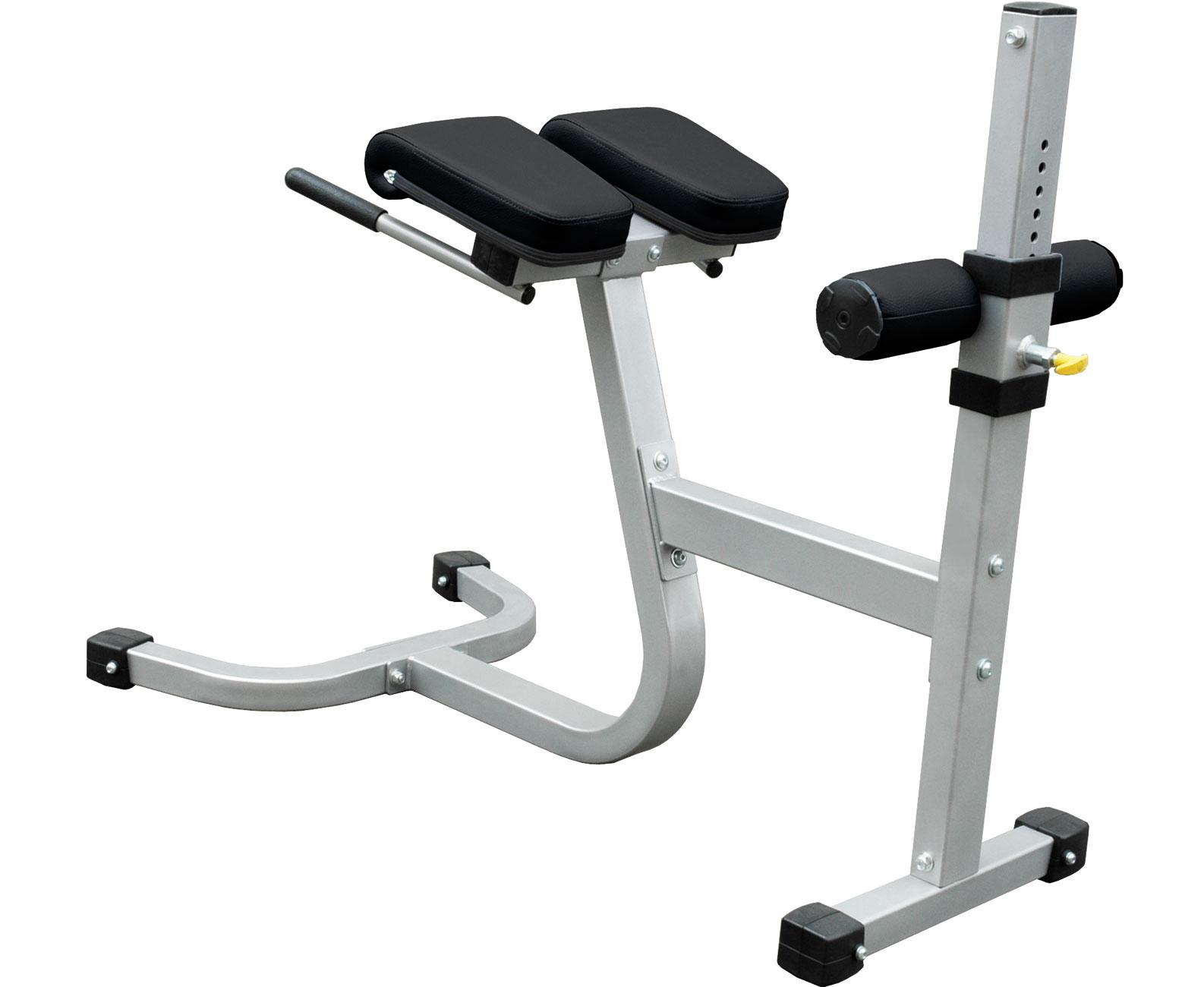 Aparat hiperextensii tip scaun roman IFRC, Impulse Fitness