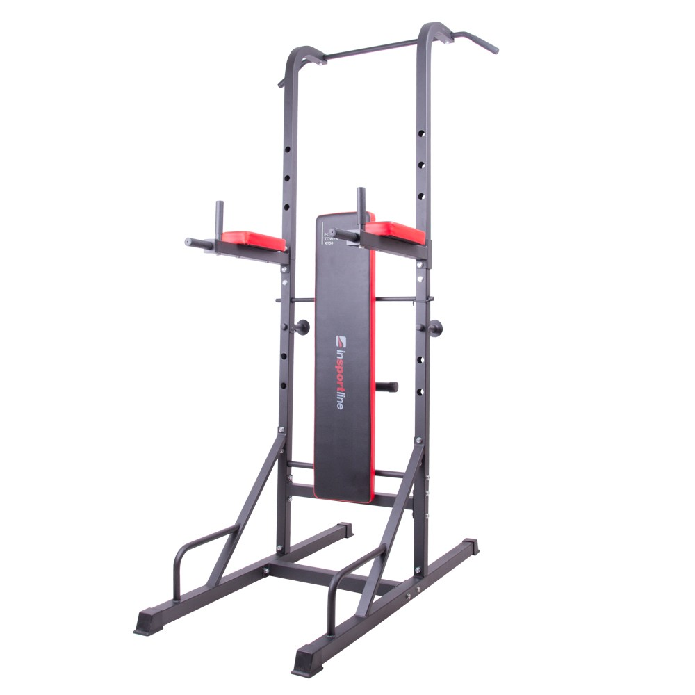 Aparat multifunctional, Power Tower X150, Insportline