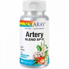 Artery Blend, 100 capsule, Solaray