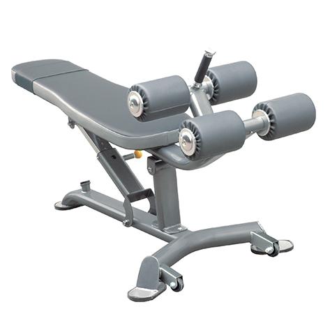 Banca abdomen reglabila, profesionala, IT 7013, Impulse Fitness