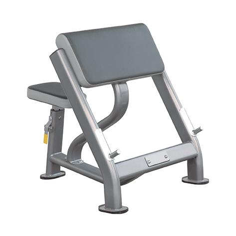 Banca biceps cu incarcare manuala, Impulse Fitness