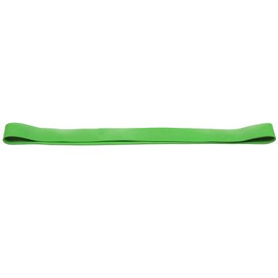 Banda elastica circulara pentru exercitii fitness, rezistenta tare, verde