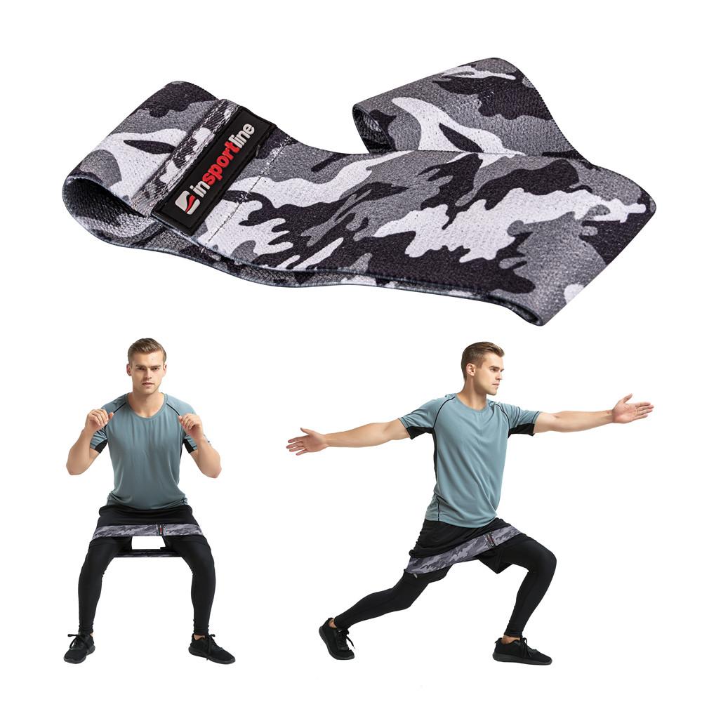 Banda elastica exercitii fitness, 86cm, Lopr