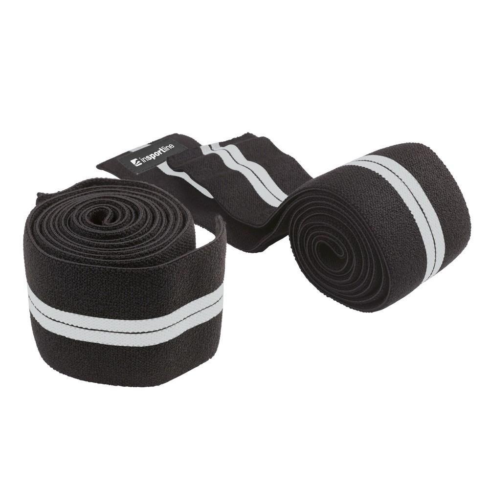 Bandaj elastic protectie genunchi, Knee Wrap, Insportline