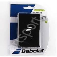 Bandana tenis Babolat - negru