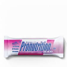 Baton proteic energizant, 55 g, capsuni, Pro Nutrition