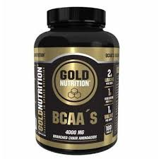 BCAA, Gold Nutrition, 180 tablete
