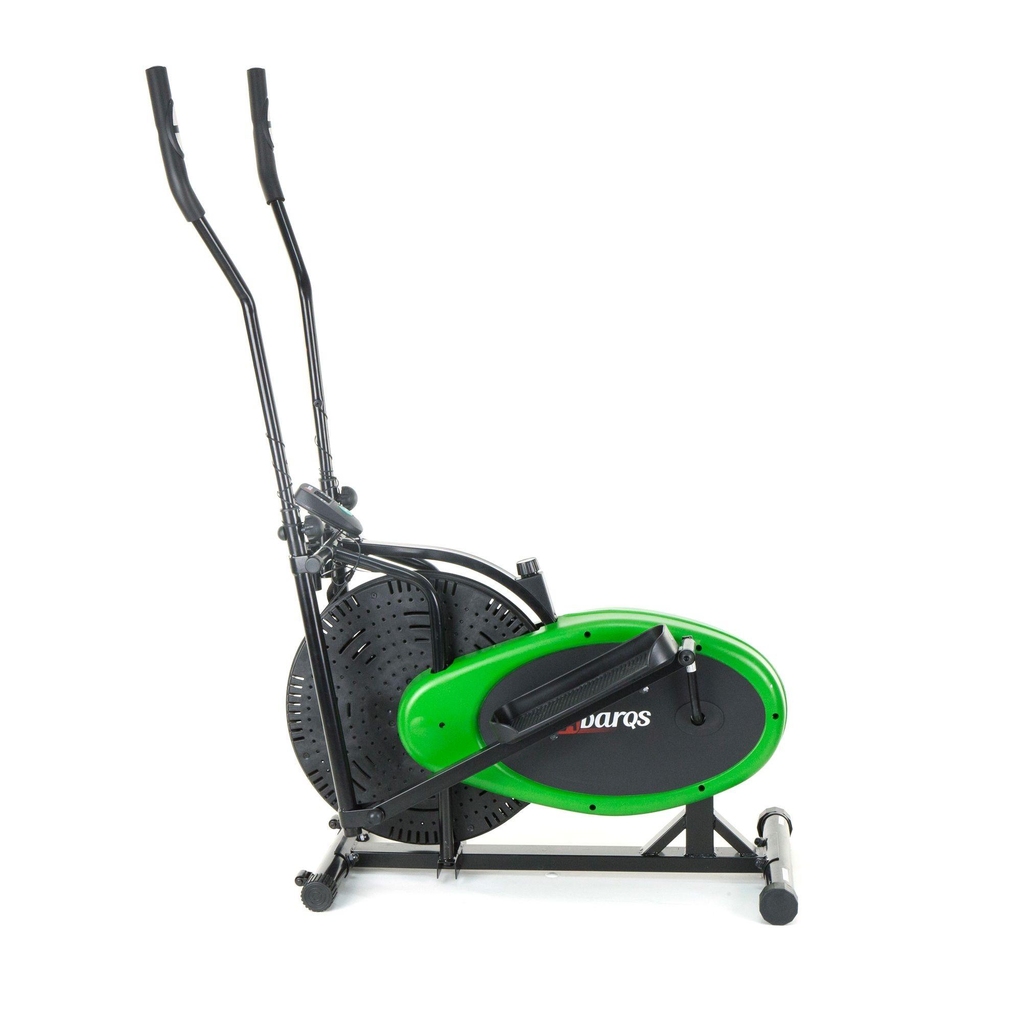 Bicicleta eliptica, OR-P18.2, verde