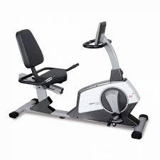 Bicicleta fitness cu spatar-orizontala, de recuperare, BRX-R90, TOORX