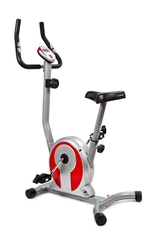 Bicicleta fitness magnetica Smart, rosu, Sportmann
