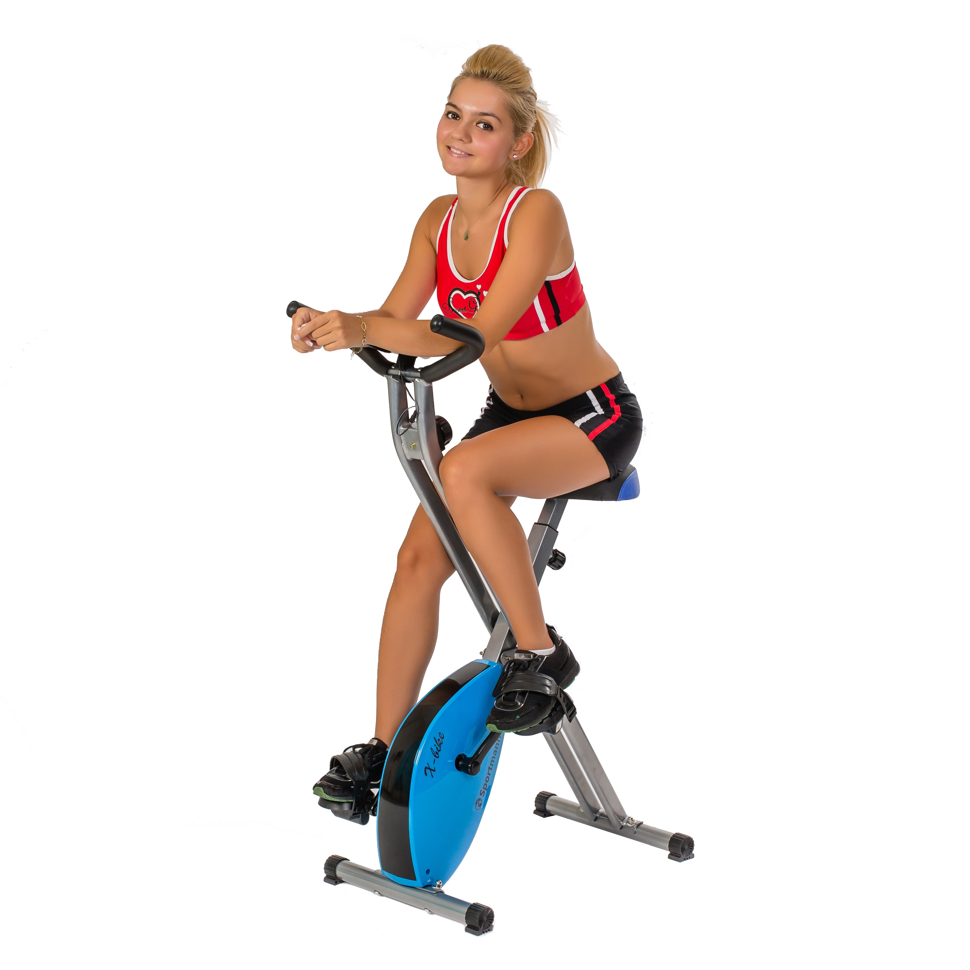 Bicicleta fitness magnetica Xbike