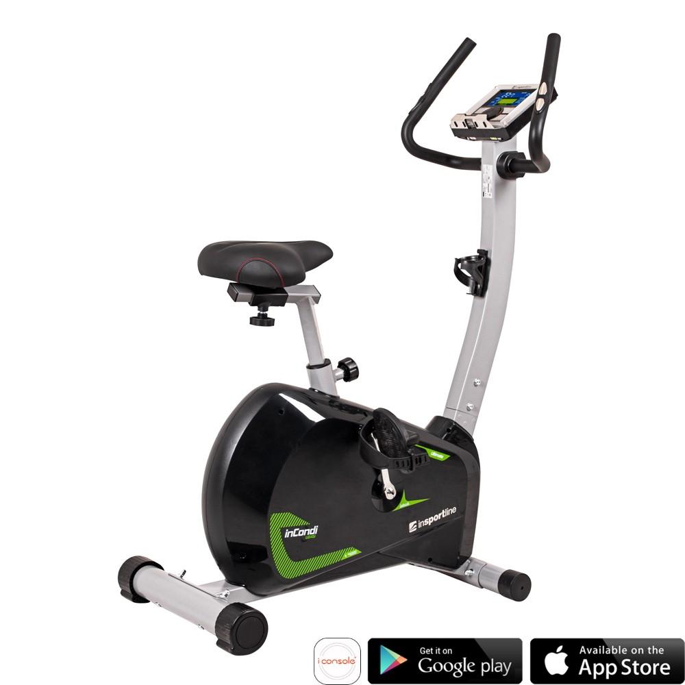 Bicicleta fitness pentru acasa, inCondi UB45i