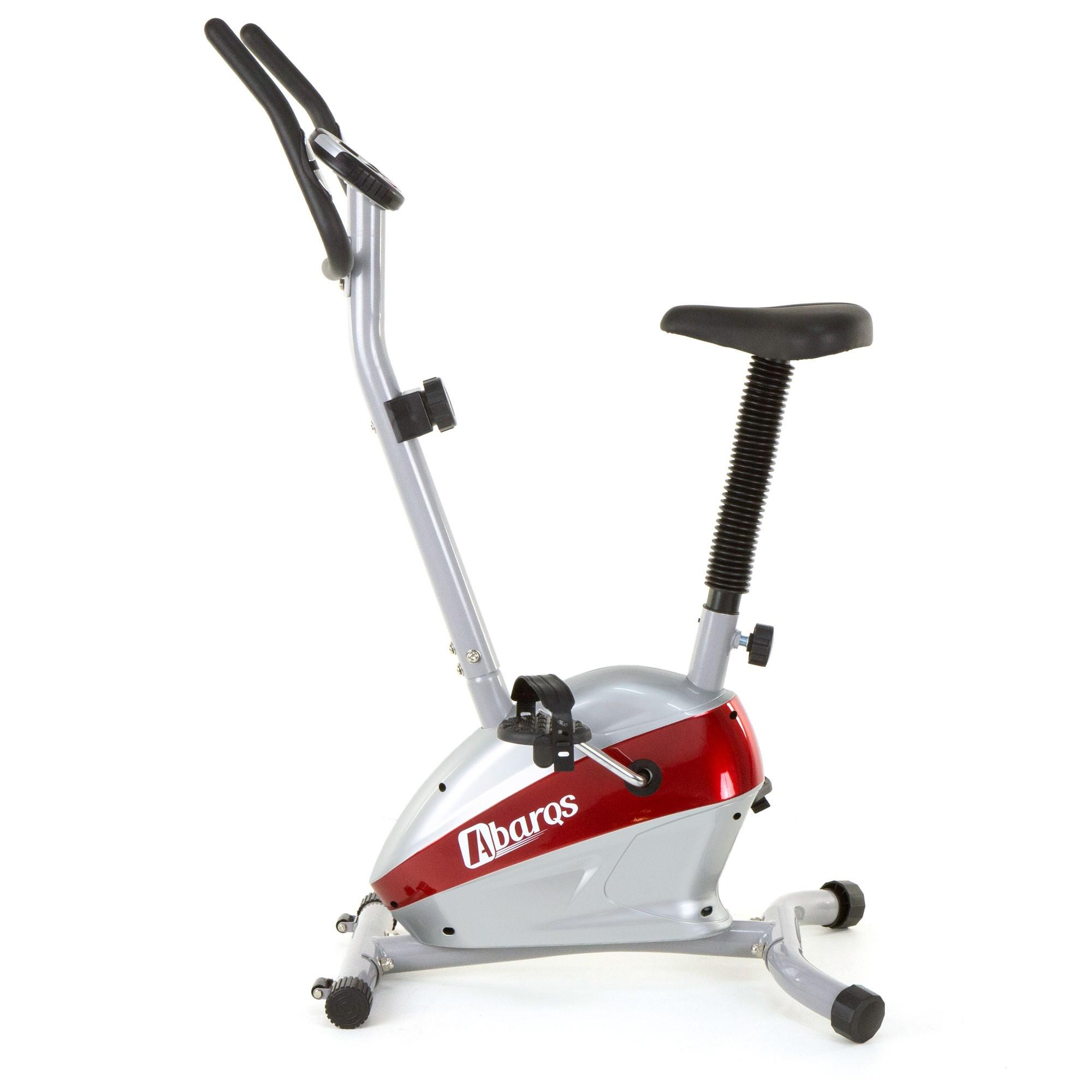 Bicicleta magnetica, RW-37.4, rosu