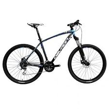 Bicicleta MTB hardtail, 27.5 inch, aluminiu, 24 viteze, albastru, Riddle Men H1.7, Devron