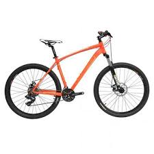 Bicicleta MTB hardtail, 27.5 inch, aluminiu, portocaliu, Riddle H0.7, Devron