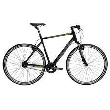 Bicicleta oras, 28inch, Urbio U2.8, negru-galben, Devron