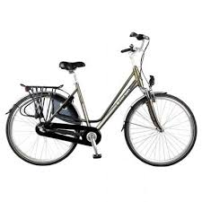 Bicicleta oras, cadru aluminiu, gri mat, Darwin, Devron