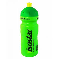 Bidon hidratare, 650ml, verde