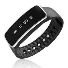 Bratara fitness inteligenta, functii Bluetooth, pedometru, TechFit