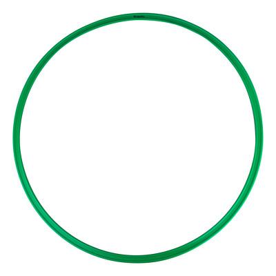 Cerc gimnastica 70cm, verde, Hulaho