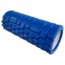 Cilindru relaxare musculara, albastru, 33cm, Tunturi
