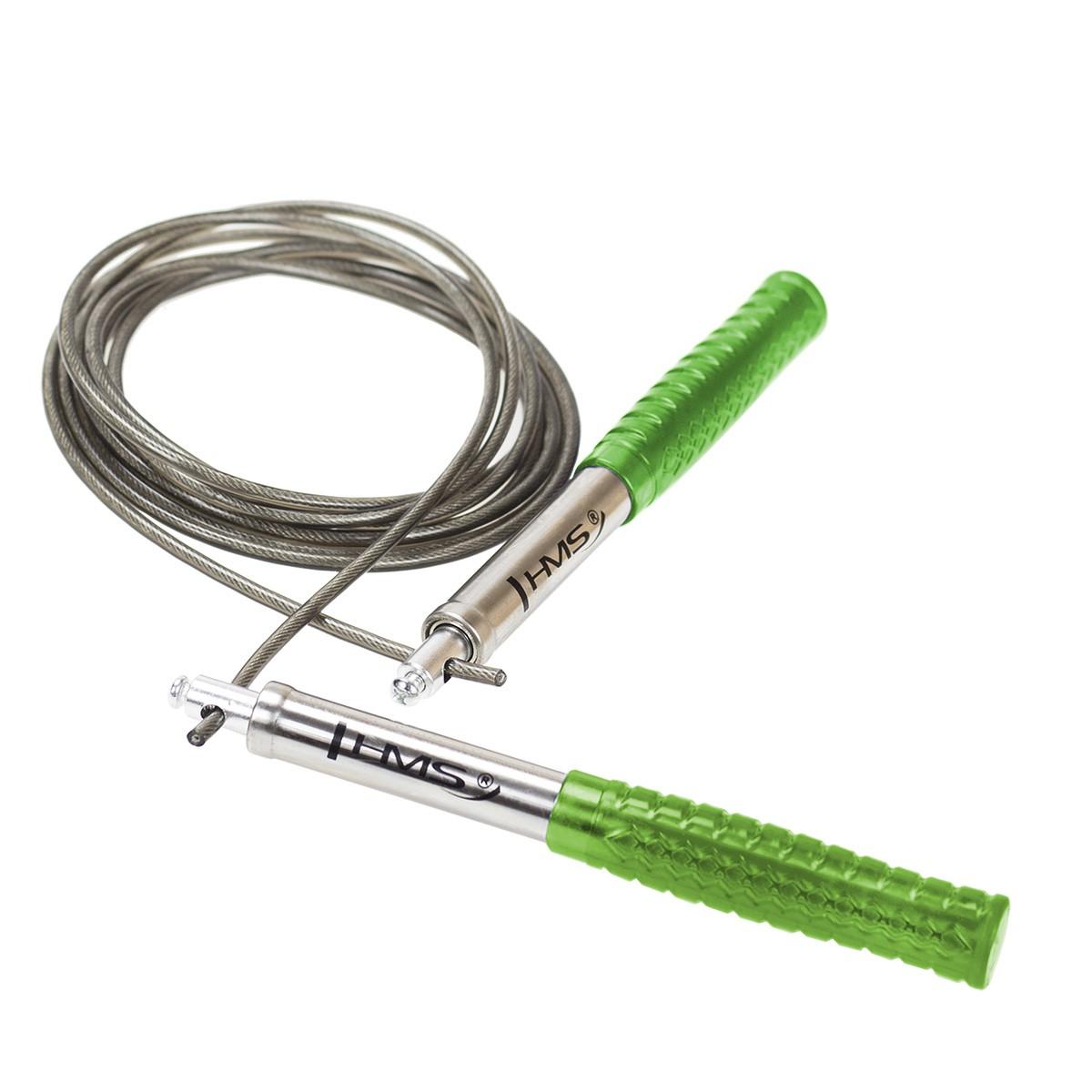 Coarda de sarituri - rapida, verde, Hms