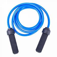 Coarda pentru sarit Jumpster, albastru, 700g