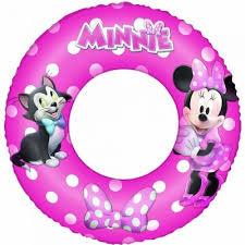 Colac gonflabil, 3 ani, 56cm, Minnie, Bestway