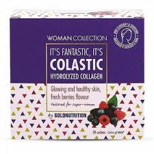 Colastic Woman Collection, 20 de pliculete, fructe de padure
