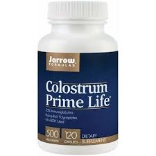 Colostrum Prime Life 500mg, 120 capsule, Jarrow Formulas