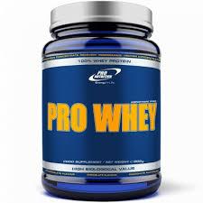 Concentrat proteic pentru cresterea masei musculare Pro Whey, 900 g, ciocolata, Pro Nutrition