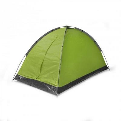 Cort camping pentru doua persoane, verde, Teton, Nuui