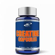 Creatina, 150 capsule, Pro Nutrition