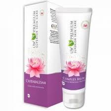 Crema complexa cu 12 plante medicinale, 100 ml, UW
