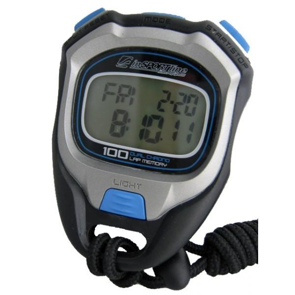 Cronometru cu 100 de memorii Pro Dual Chrono