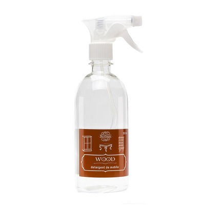 Detergent lichid pentru curatarea suprafetelor din lemn, 500ml, BioGreen Wood