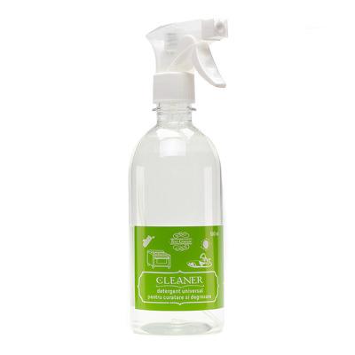 Detergent lichid universal pentru indepartarea bacteriilor, 500ml, BioGreen Cleaner
