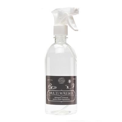 Detergent lichid universal pentru toate suprafetele, 500ml, BioGreen Multisurface