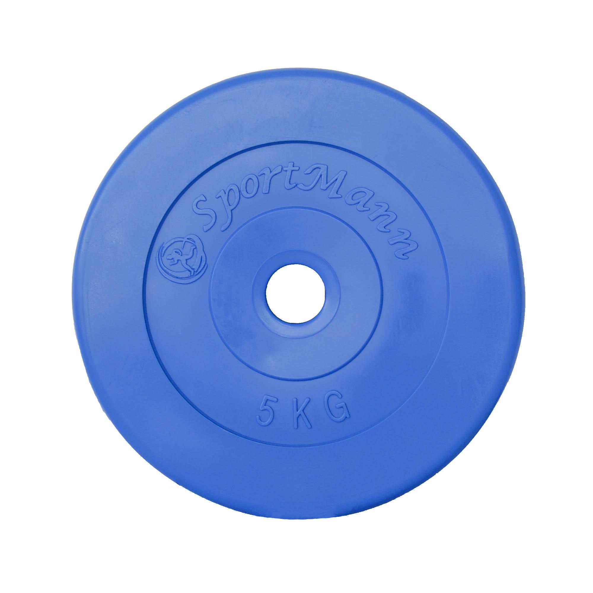 Disc 5kg, diametru 30mm, umplut cu ciment