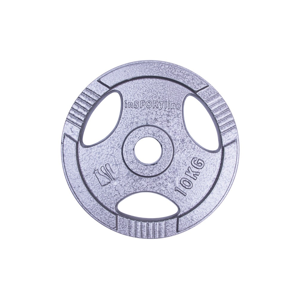 Disc otel 10kg, diametru 30mm, Hammerton
