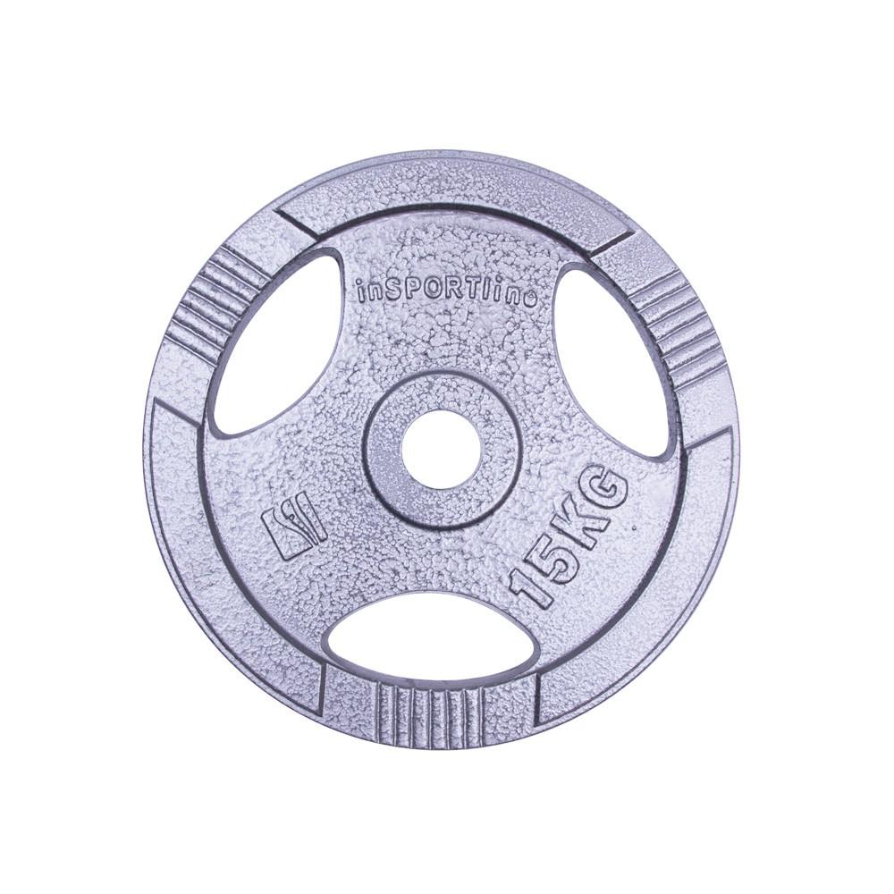 Disc otel 15kg, diametru 30mm, Hammerton